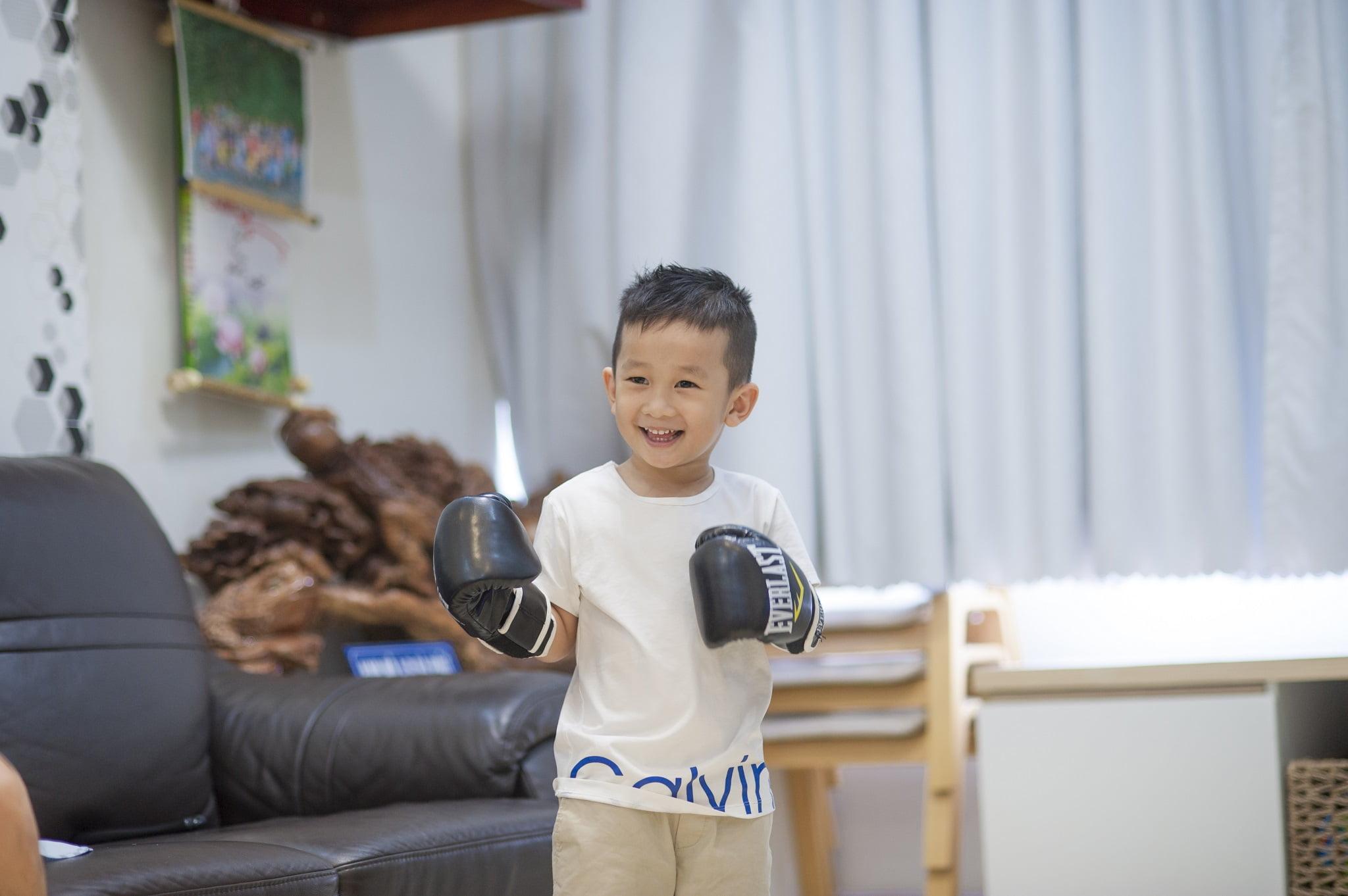 64 - Ảnh chụp bé Jindo 4 tuổi - KDL Bình quới 3 Tp.HCM
