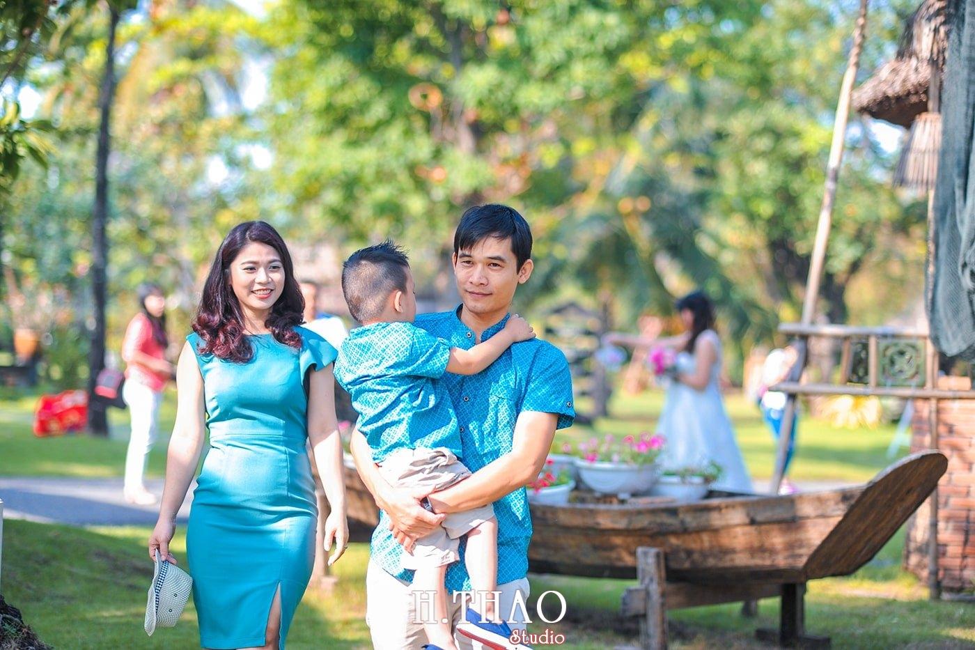 Anh gia dinh 3 nguoi 8 - Khu du lịch Bình Quới 3- Ảnh chụp gia đình anh chị Phương Thúy