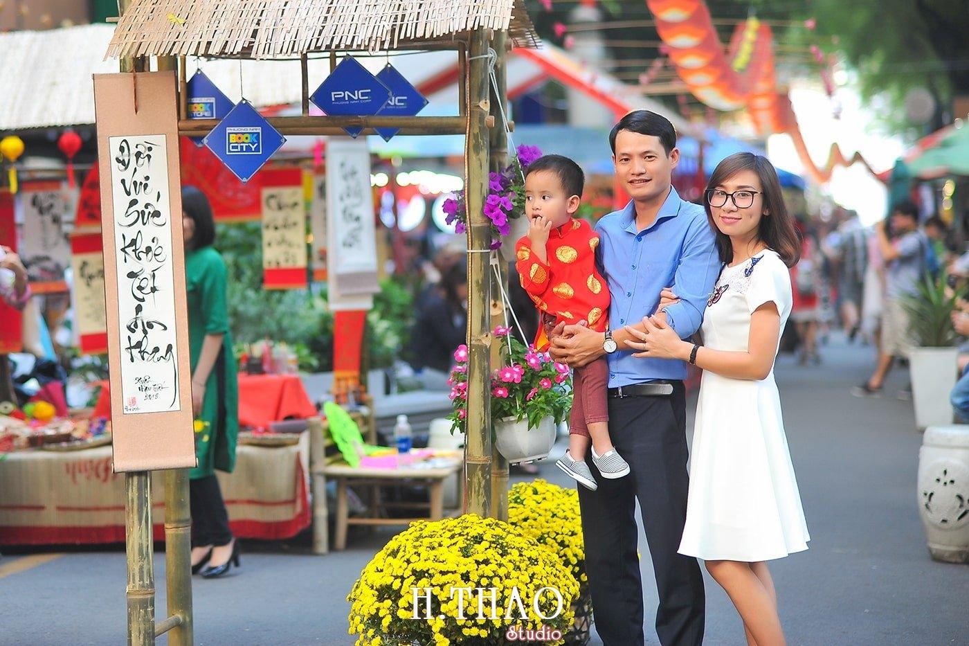 Anh gia dinh anh phong 3 - Ảnh chụp gia đình anh Phong Hồ, Quận 1 Tp.HCM