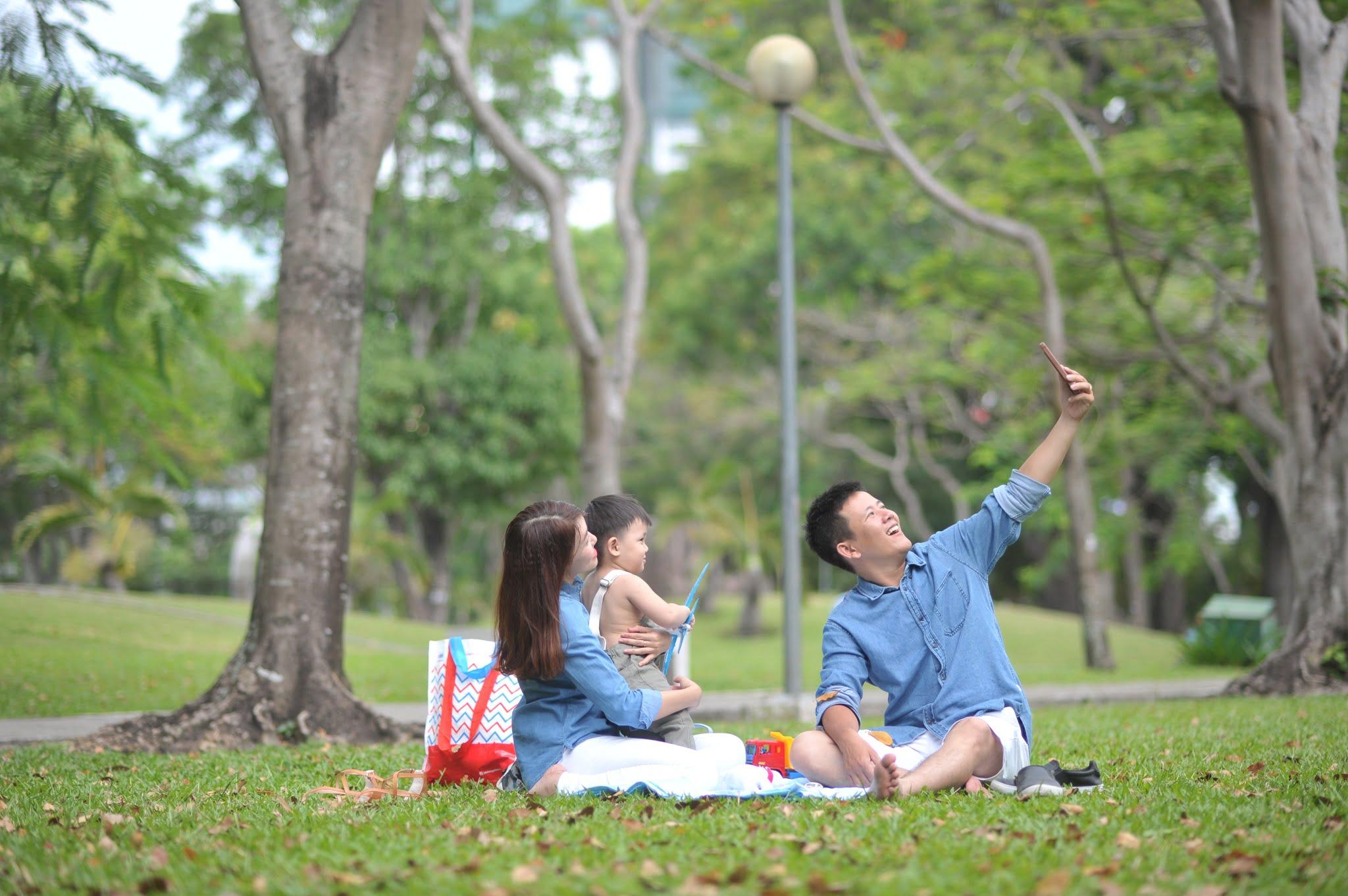 DSC 7624 - Những địa điểm lý tưởng để chụp ảnh gia đình ở TP.HCM