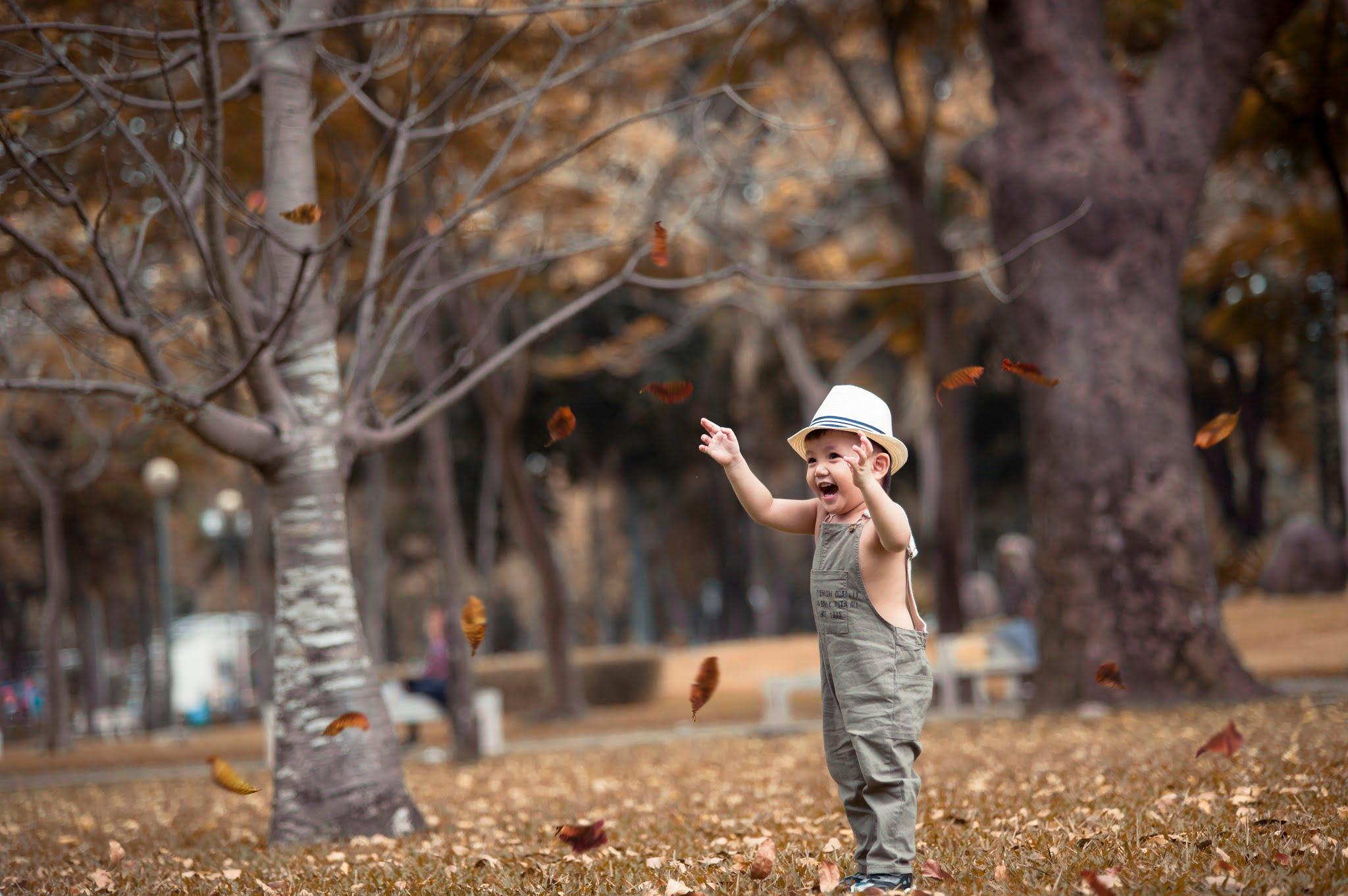 Judo 13 1 - Công viên Gia Định, địa điểm lý tưởng để chụp hình cho em bé