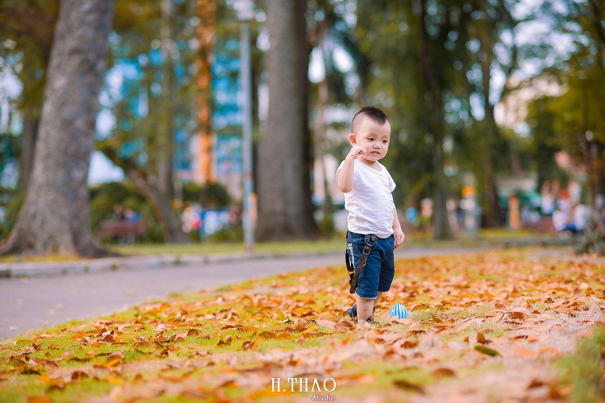 Judo 20 - Album ảnh bé chụp tại công viên Tao Đàn tuyệt đẹp - HThao Studio