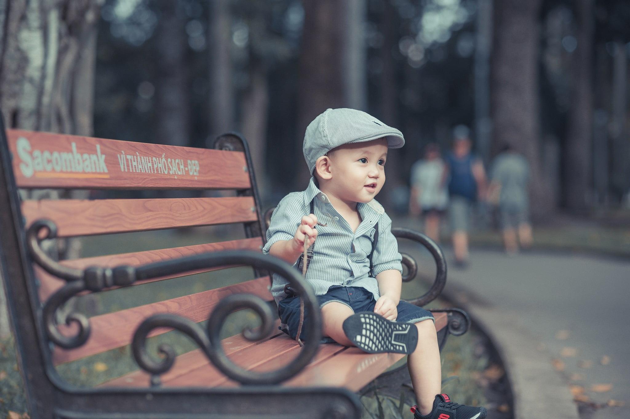 Chụp hình trẻ em đẹp