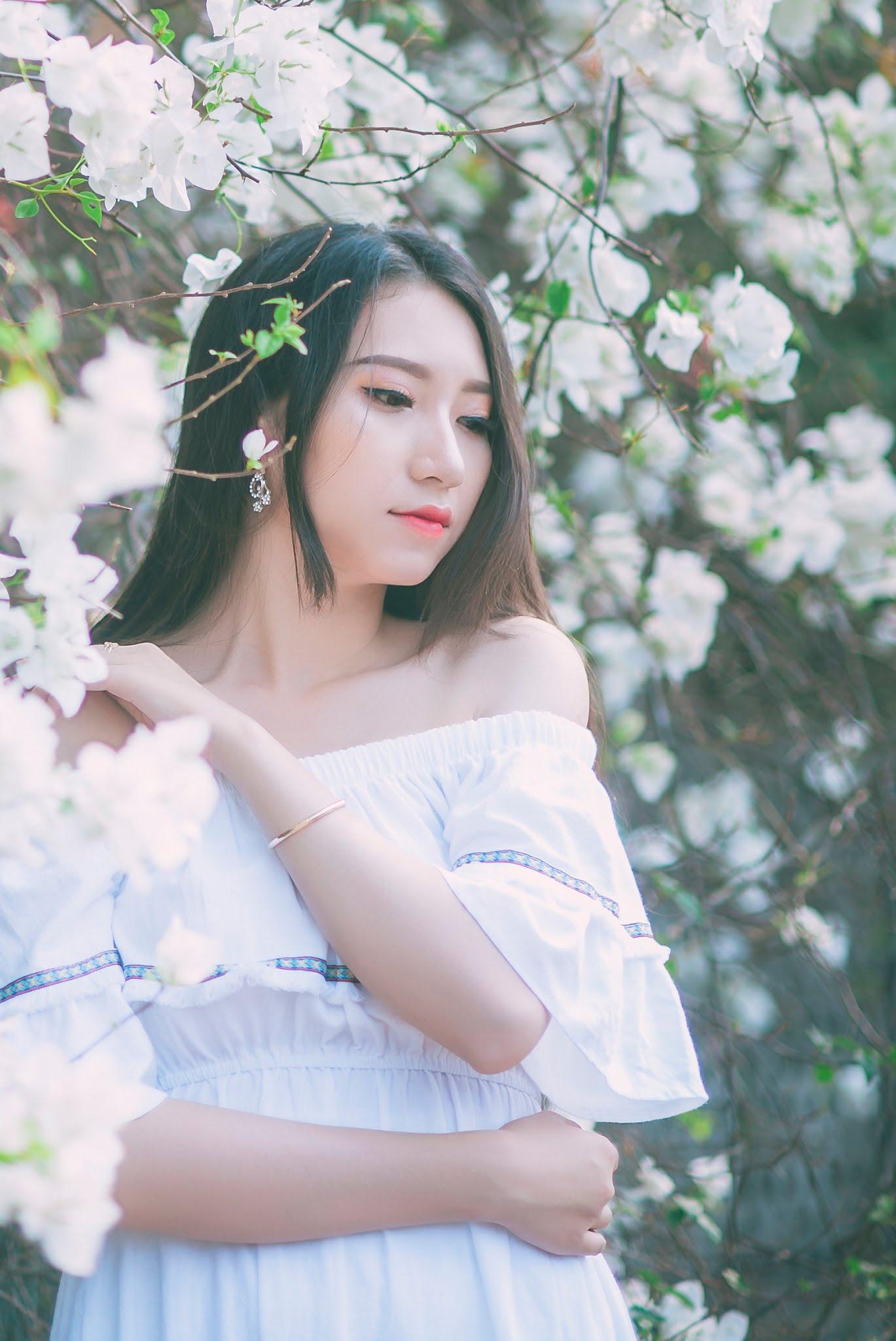 anh chup hoa giay 13 - Ảnh chụp với hoa giấy quận 2 - Huỳnh Như
