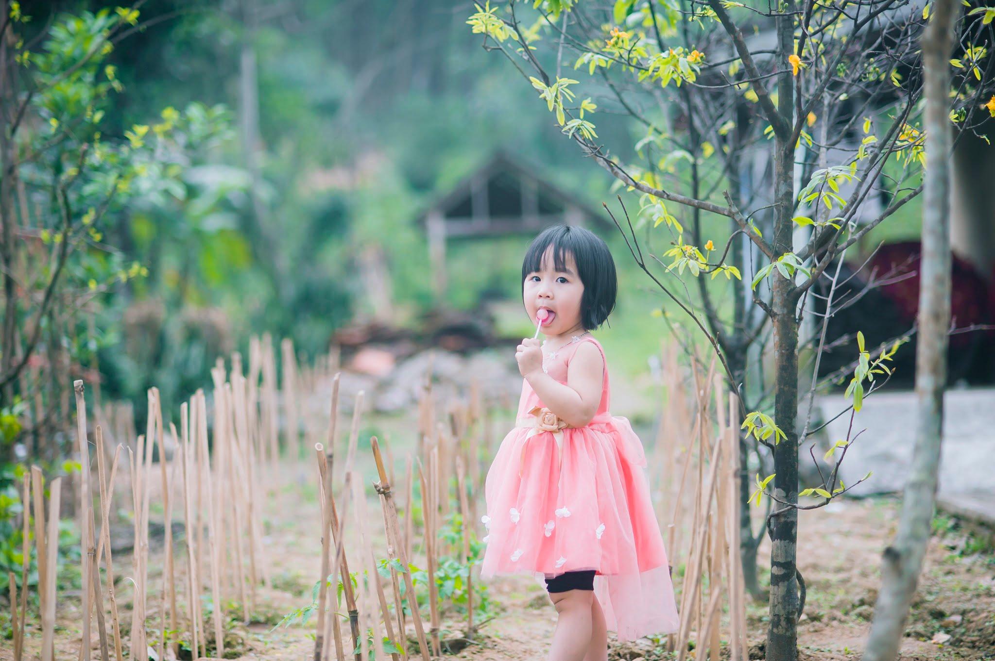 li 3 - Ảnh chụp bé Xuân Nhi Tp. Đà Nẵng