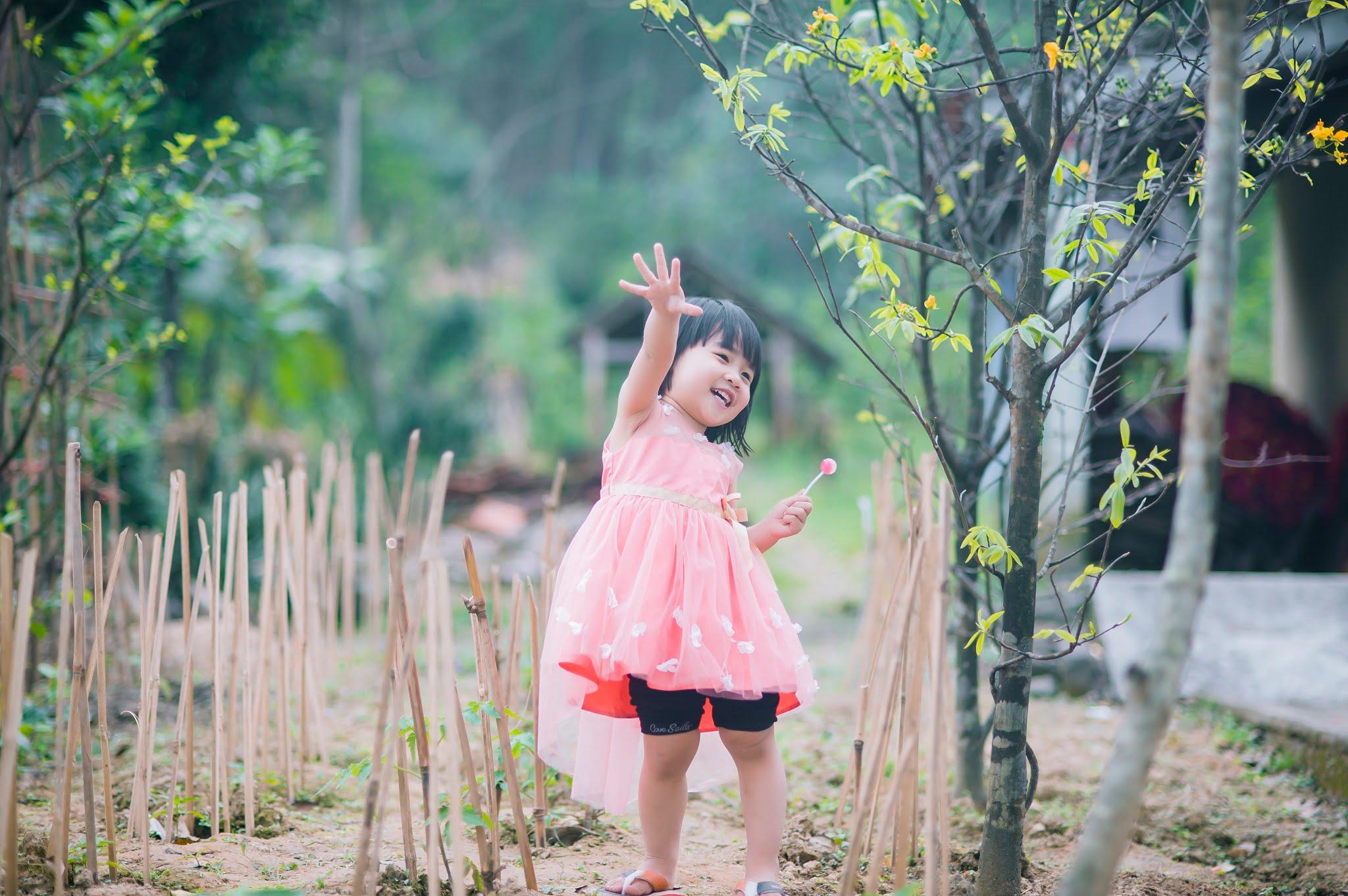 li 7 - Ảnh chụp bé Xuân Nhi Tp. Đà Nẵng