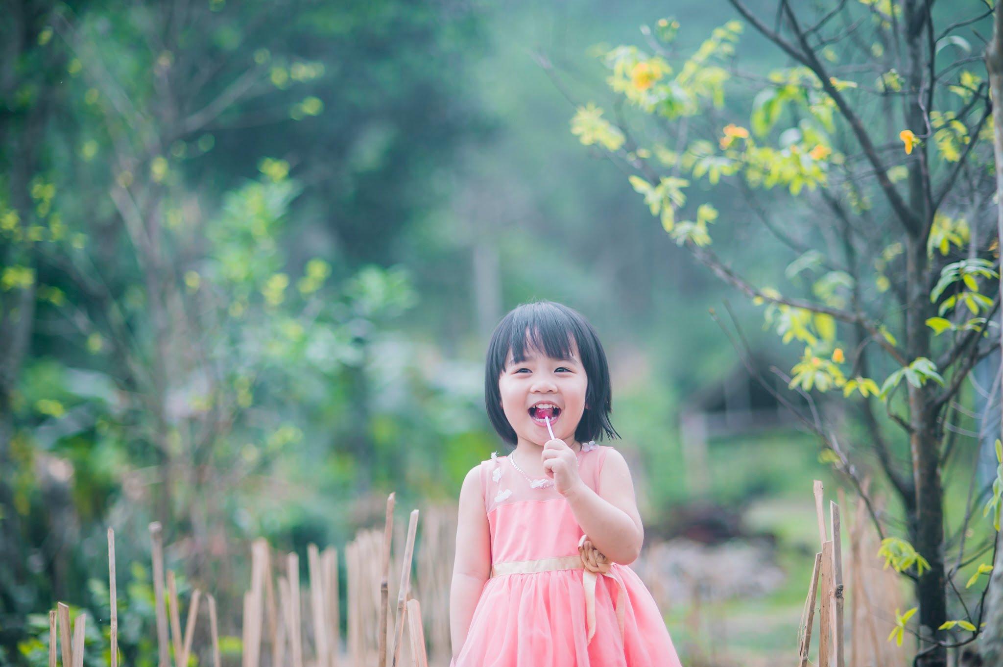 li 9 - Ảnh chụp bé Xuân Nhi Tp. Đà Nẵng