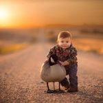 Thời gian nào hợp lý để chụp ảnh cho bé?