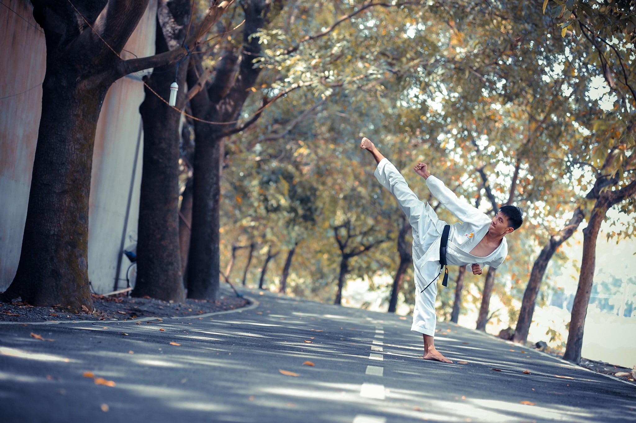 DSC 1187 - Chụp ảnh võ thuật ở KDL Thủy Châu
