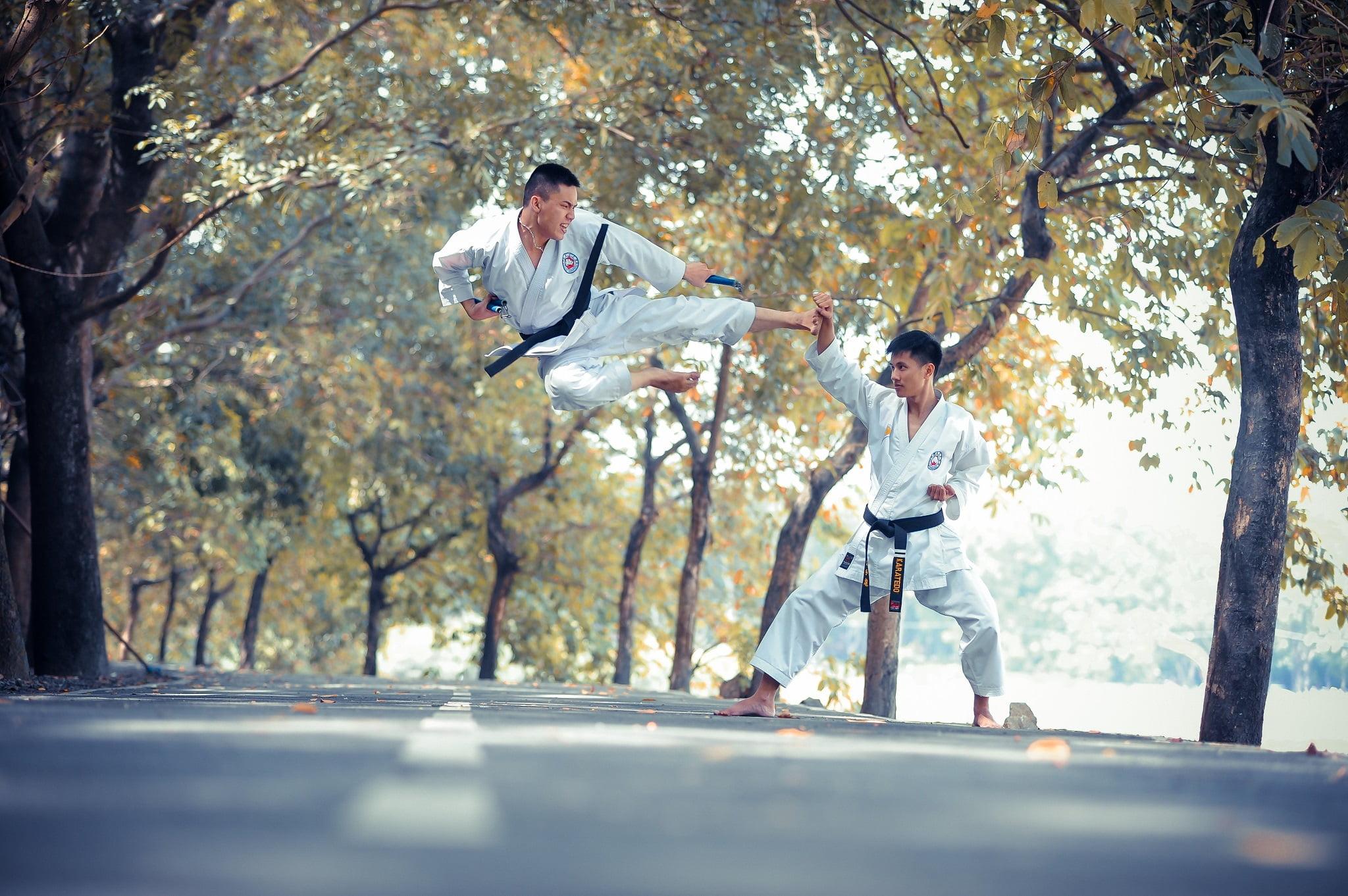 DSC 1195 - Chụp ảnh võ thuật ở KDL Thủy Châu