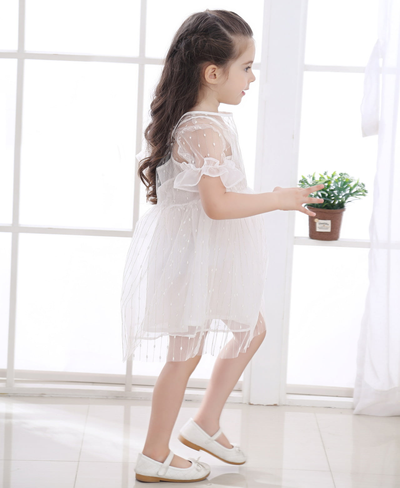 Thoi trang con nit 18 - Gợi ý thời trang kiểu tây cho bé