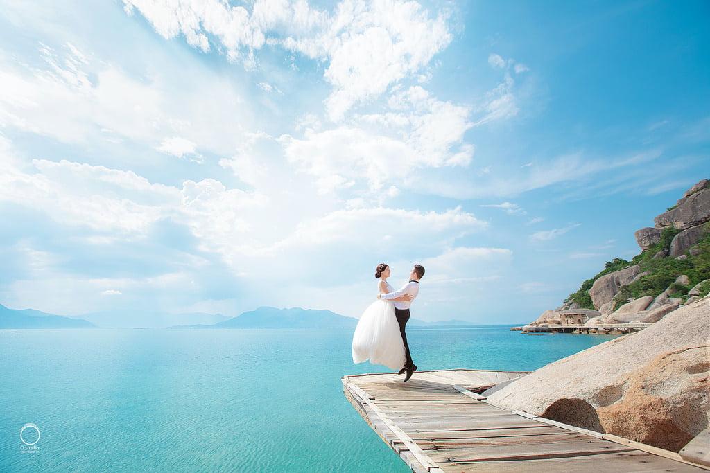 anh cuoi ngoai canh 6 - Top 4 phong cách chụp ảnh cưới hot nhất hiện nay