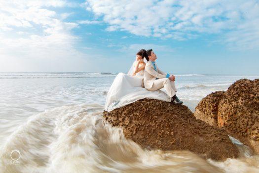 anh cuoi ngoai canh 9 525x350 - Top 4 phong cách chụp ảnh cưới hot nhất hiện nay