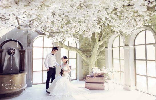 anh cuoi phim truong 2 546x350 - Top 4 phong cách chụp ảnh cưới hot nhất hiện nay