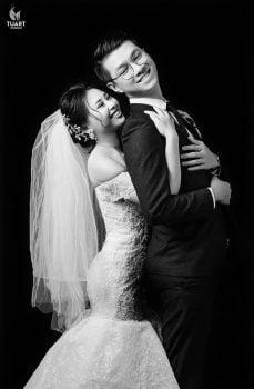 anh cuoi studio 7 229x350 - Top 4 phong cách chụp ảnh cưới hot nhất hiện nay