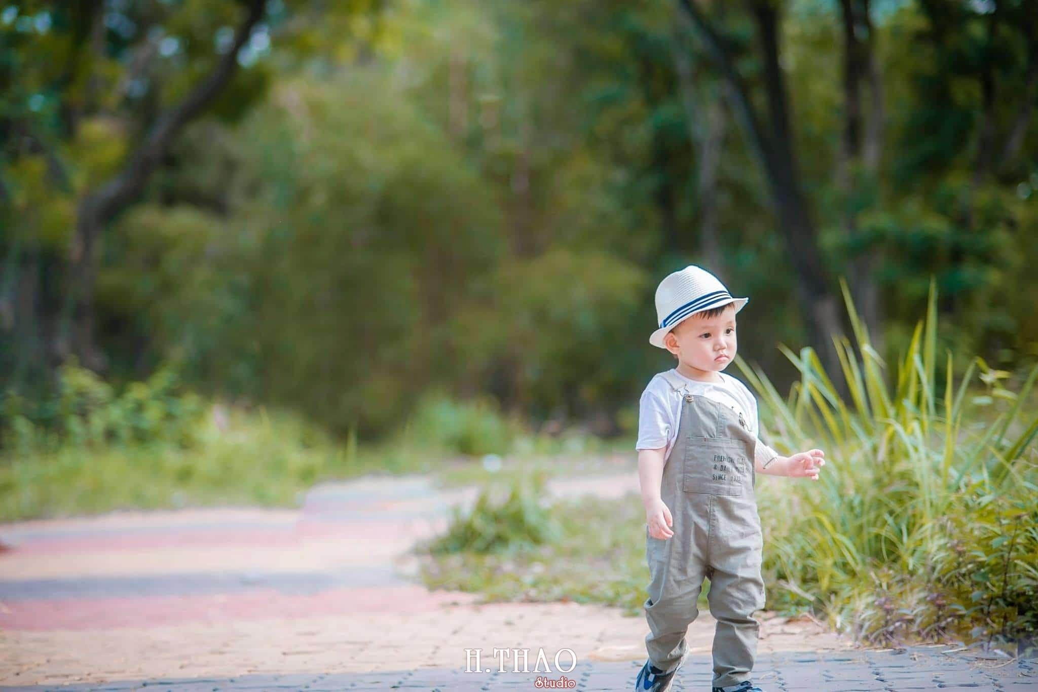 Anh tre em HThao Studio 19 - Ảnh chụp bé Judo - Công viên Gia Định Tp.HCM