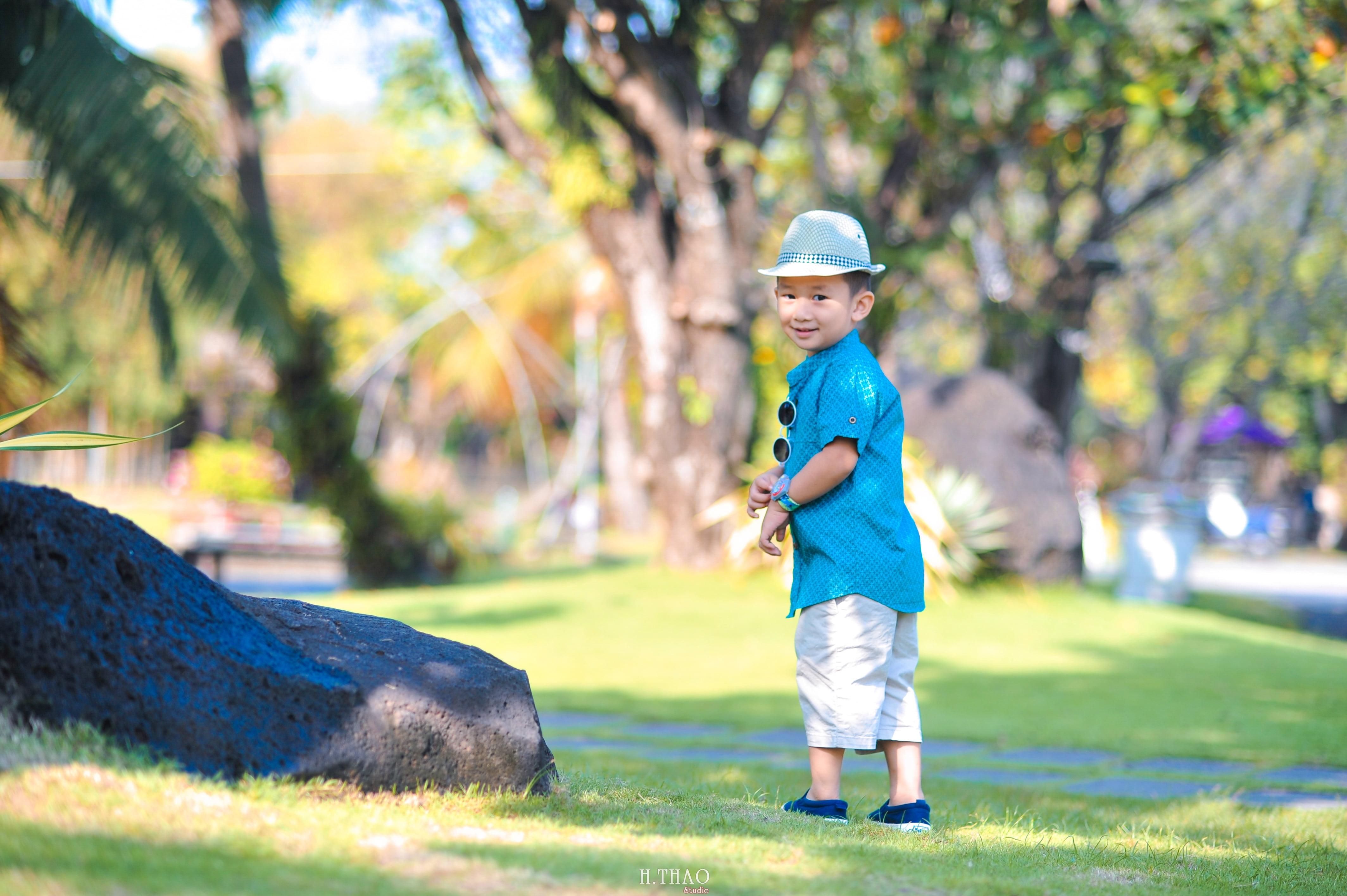 Thuy Tung 2 - Những địa điểm chụp ảnh cho bé tại Tp.HCM