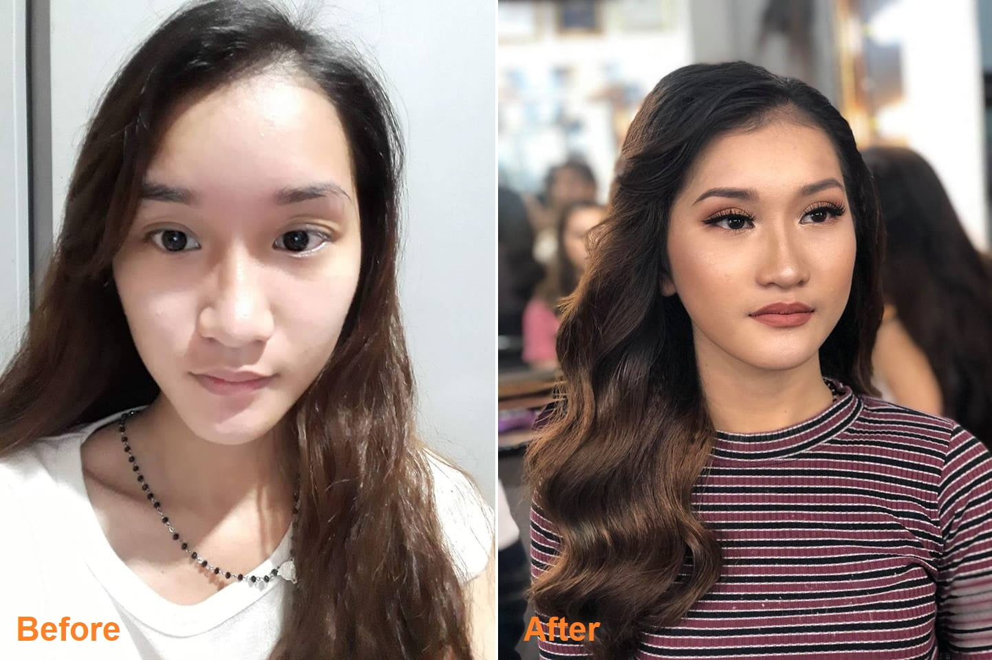 huongsan - Báo giá dịch vụ Make-up