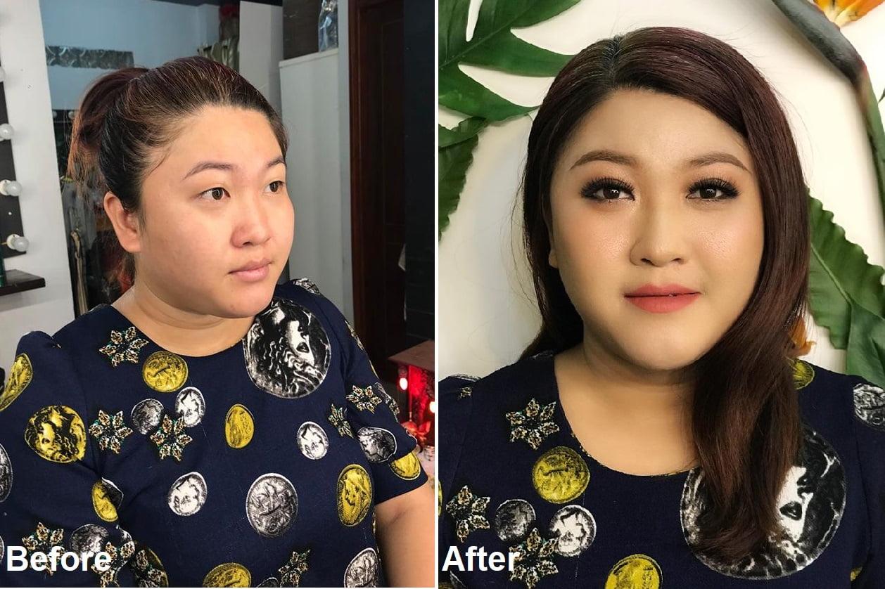 linhsan - Báo giá dịch vụ Make-up