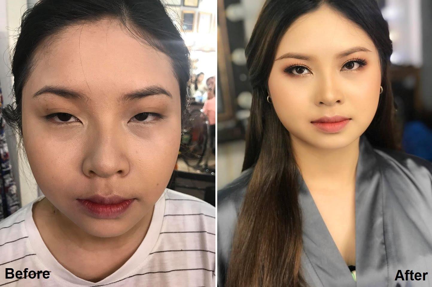 vansan - Báo giá dịch vụ Make-up