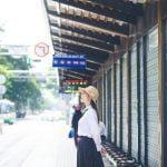 Trạm xe buýt quận 1, địa điểm check-in mới cho giới trẻ Sài Gòn