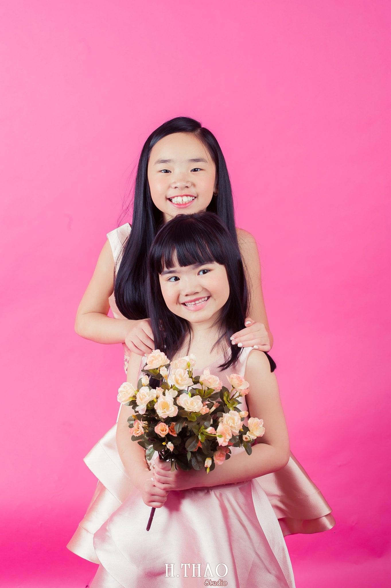 2 chị em