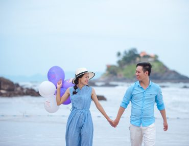 Ảnh cưới Mũi Nghinh Phong, Vũng Tàu