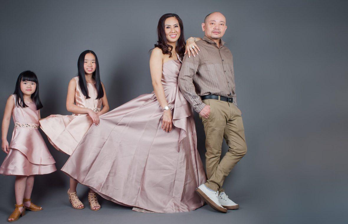 Jenny Nguyen Family