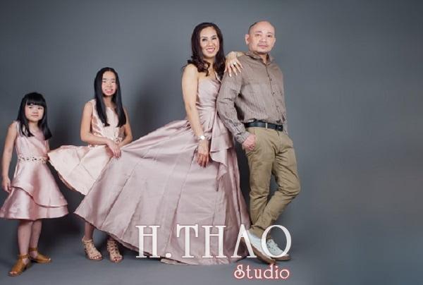 Album ảnh gia đình chị Jenny Nguyễn