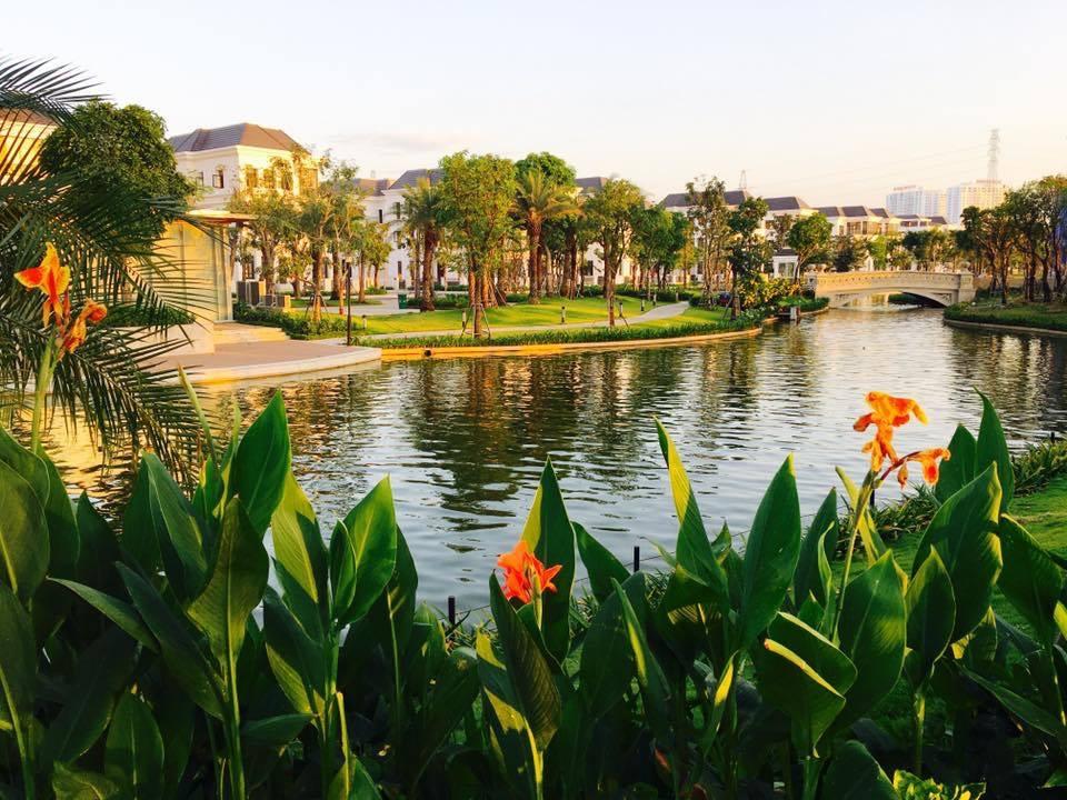 Vinhome central park 2 - Công viên Vinhomes Central Park, địa điểm chụp ảnh đẹp ở Sài Gòn