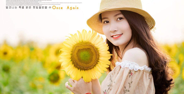 Cánh đồng hoa hướng dương tuyệt đẹp giữa Sài Gòn