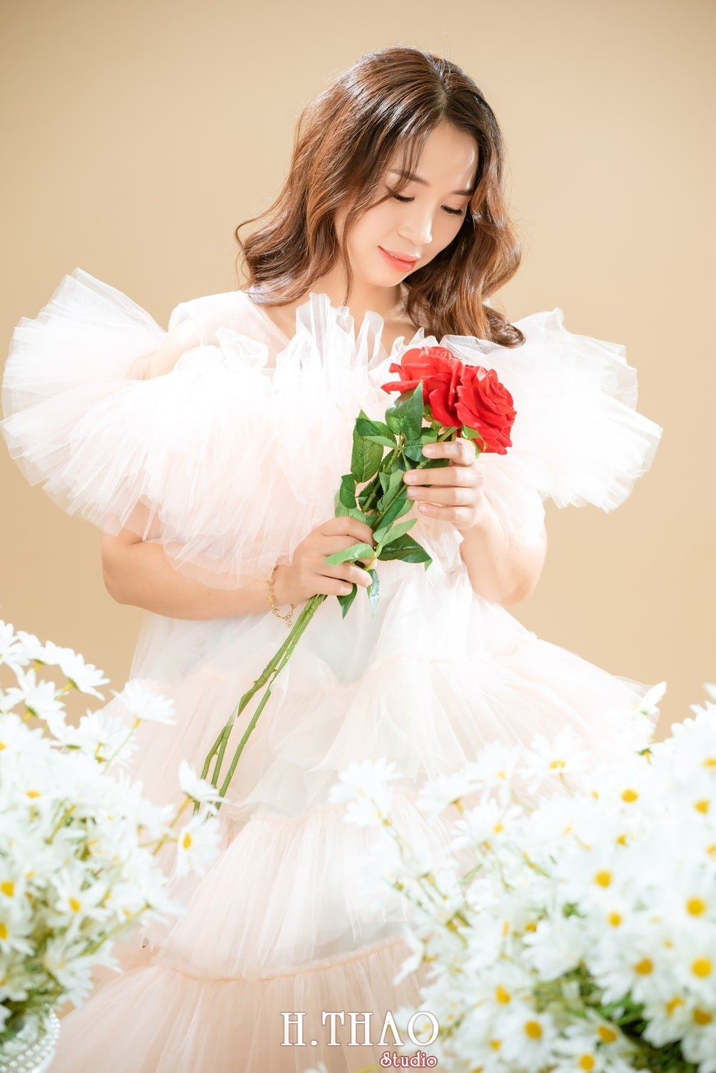 Anh Beauty 1 - Album ảnh beauty bé Sang đẹp nhẹ nhàng - HThao Studio