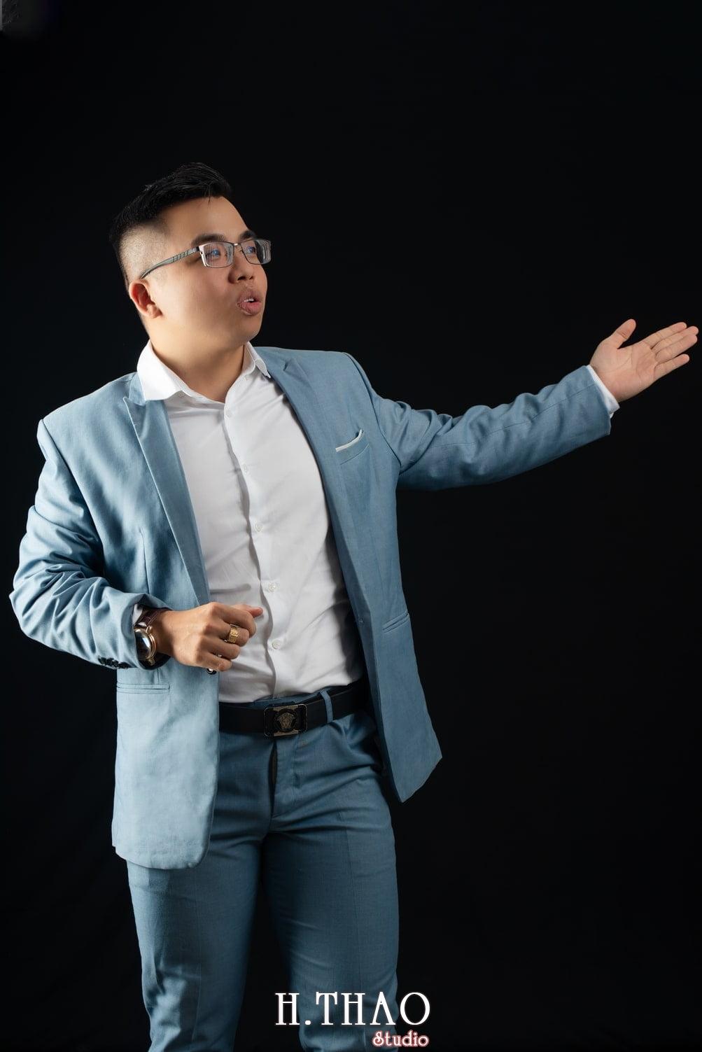 Ảnh doanh nhân giáo sư