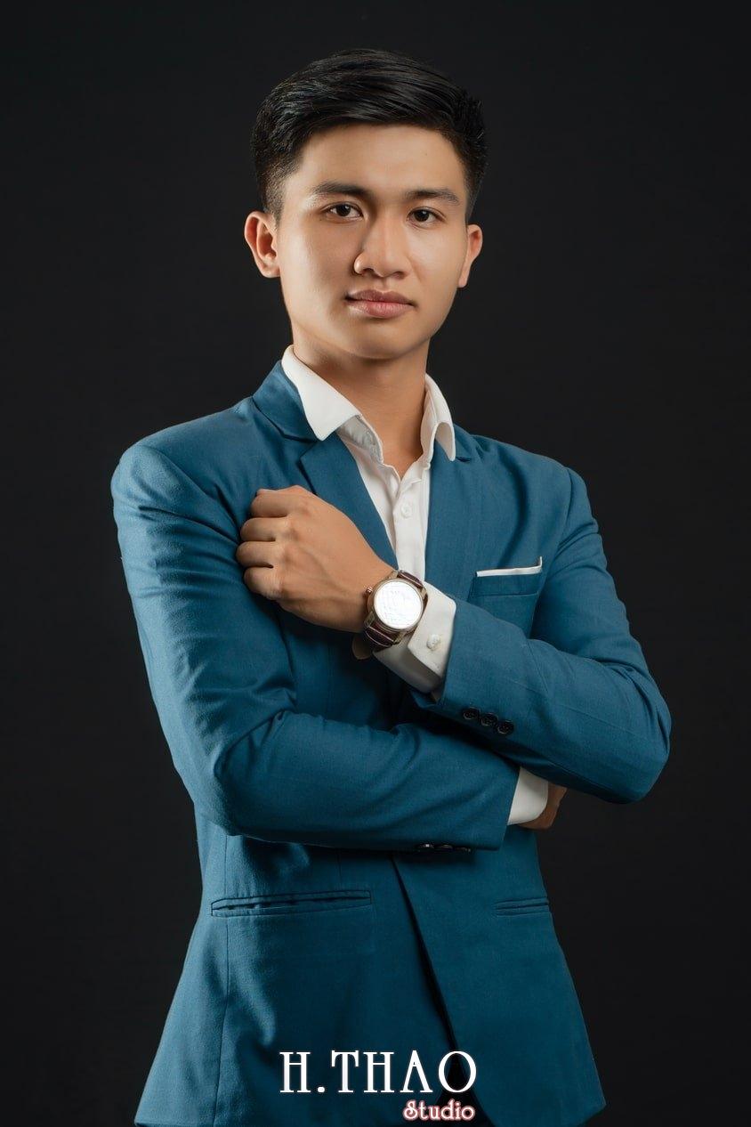ảnh doanh nhân trẻ