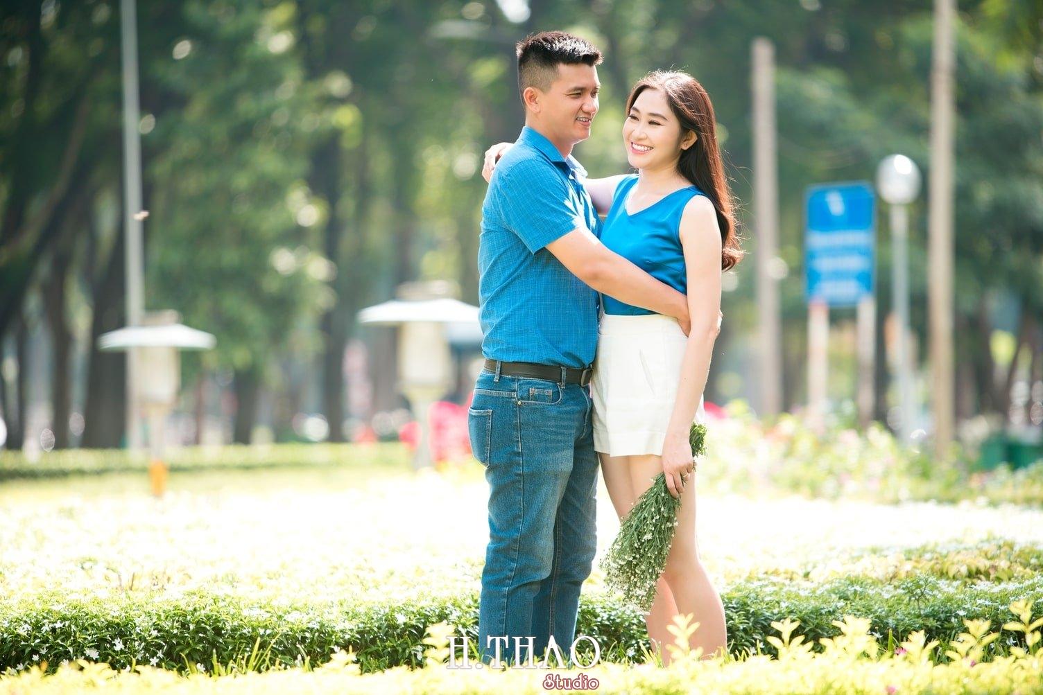 Anh Gia dinh 3 nguoi 13 - Bộ ảnh gia đình 3 người chụp ngoại cảnh đẹp tự nhiên - HThao Studio