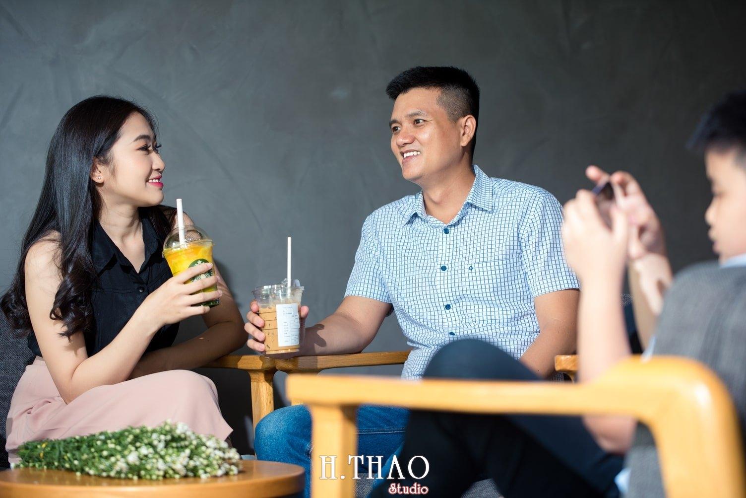 Anh Gia dinh 3 nguoi 28 - Bộ ảnh gia đình 3 người chụp ngoại cảnh đẹp tự nhiên - HThao Studio