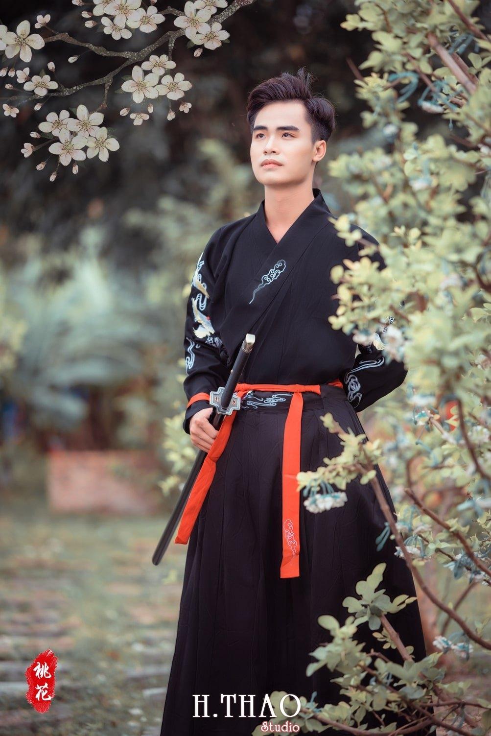 Anh Nam co trang 1 - Album chụp ảnh cổ trang nam phong cách Nhật Bản đẹp – HThao Studio