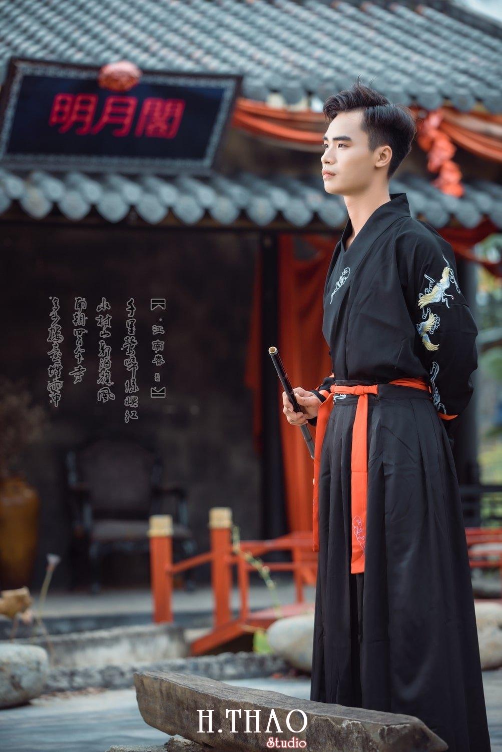 Anh Nam co trang 13 - Album chụp ảnh cổ trang nam phong cách Nhật Bản đẹp – HThao Studio