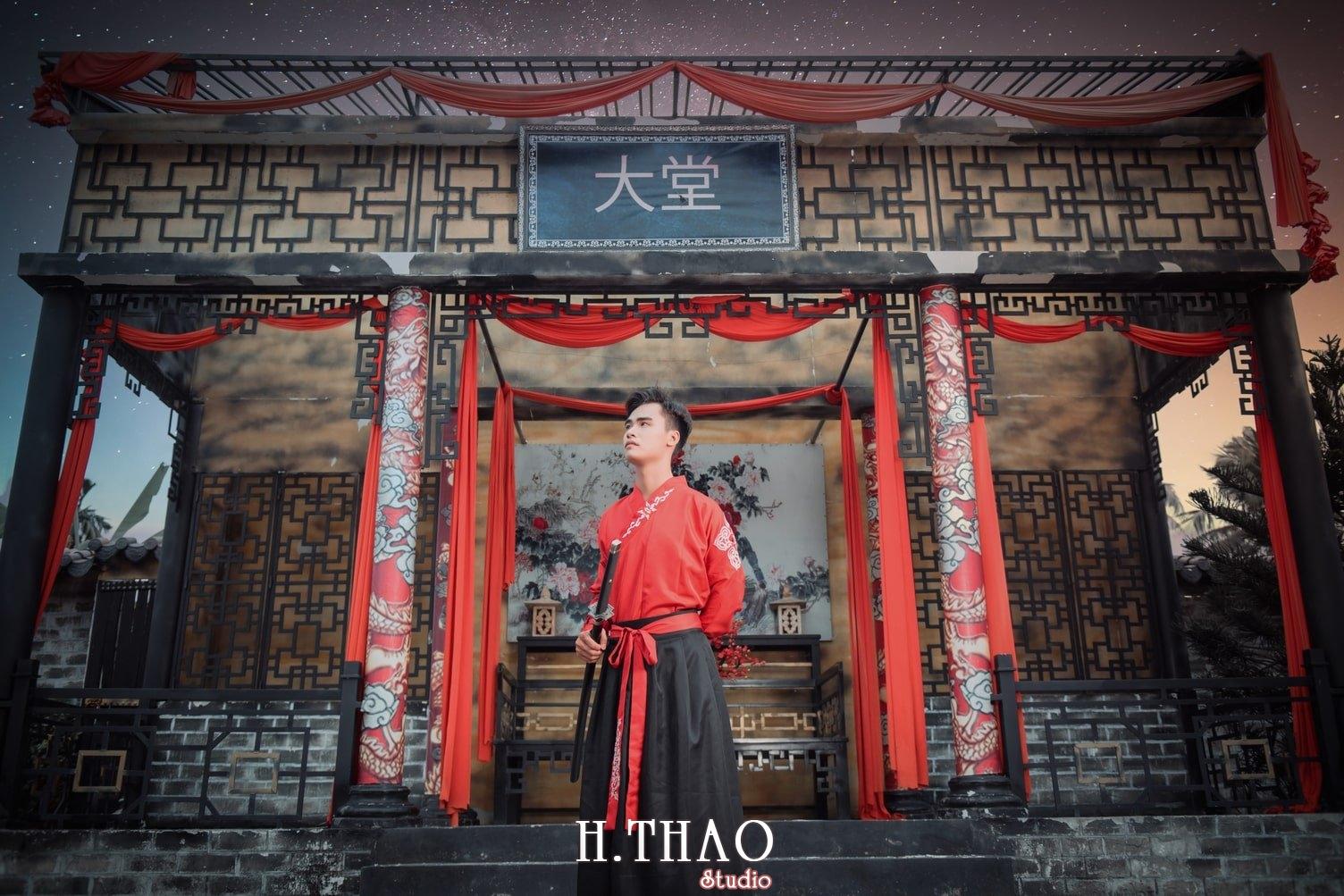 Anh Nam co trang 20 - Album chụp ảnh cổ trang nam phong cách Nhật Bản đẹp – HThao Studio