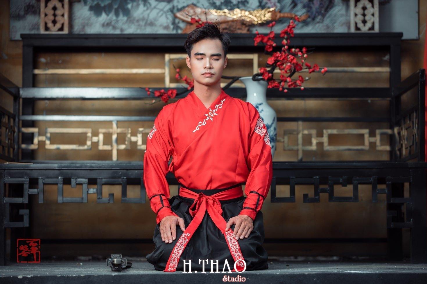 Anh Nam co trang 23 - Album chụp ảnh cổ trang nam phong cách Nhật Bản đẹp – HThao Studio