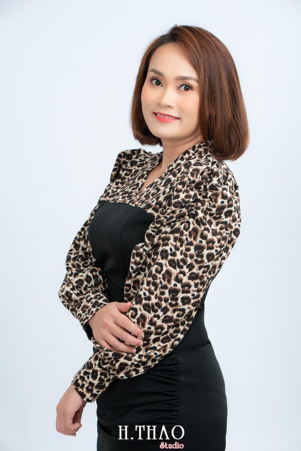 Anh Profile 11 - Album ảnh doanh nhân nữ: chị Kim đẹp nhẹ nhàng - HThao Studio