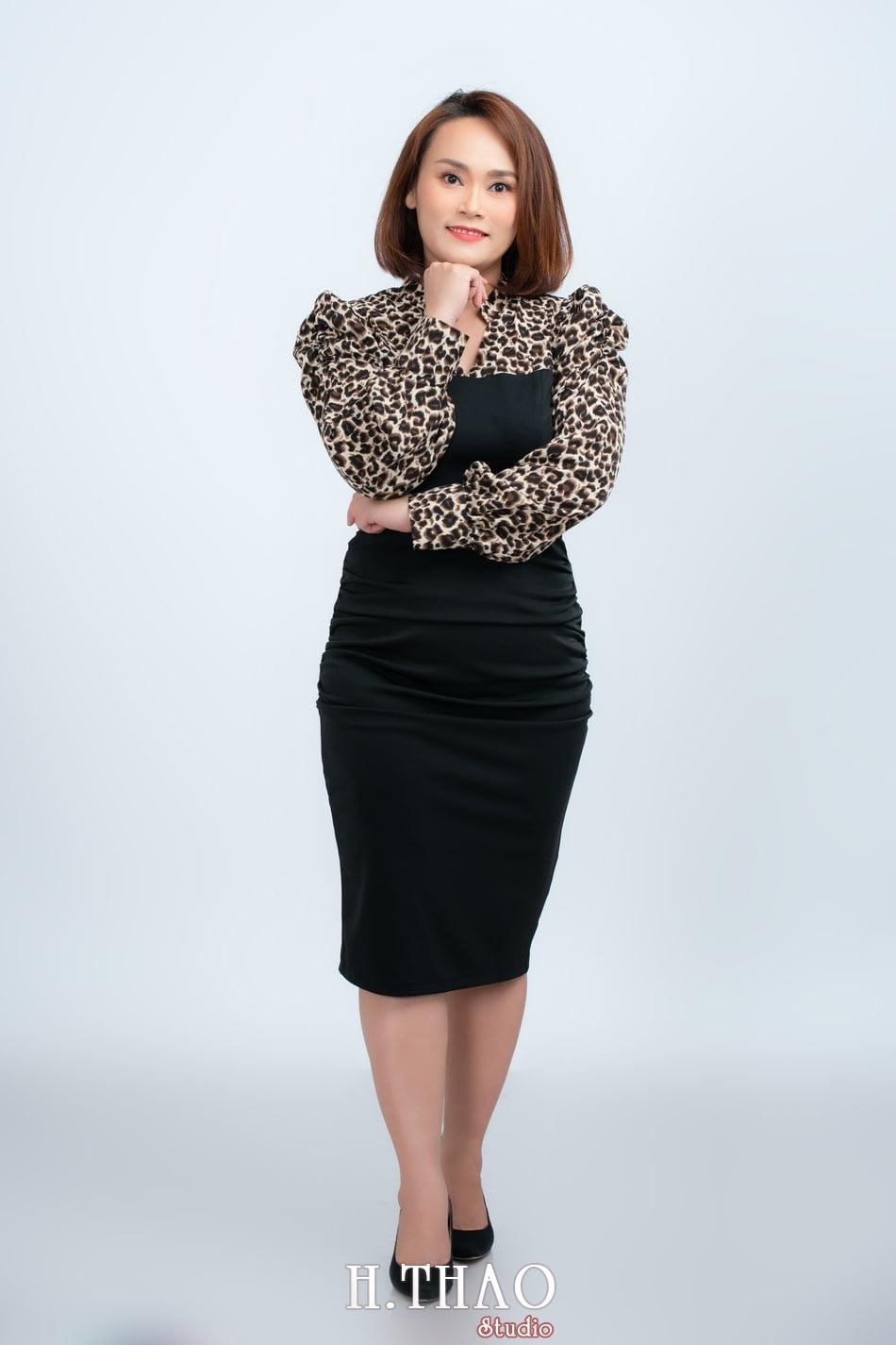Anh Profile 13 - Album ảnh doanh nhân nữ: chị Kim đẹp nhẹ nhàng - HThao Studio