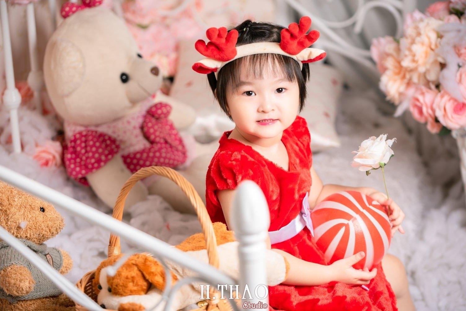 Anh be noel 11 - Album ảnh noel chụp cho con gái cưng chị Linh - HThao Studio