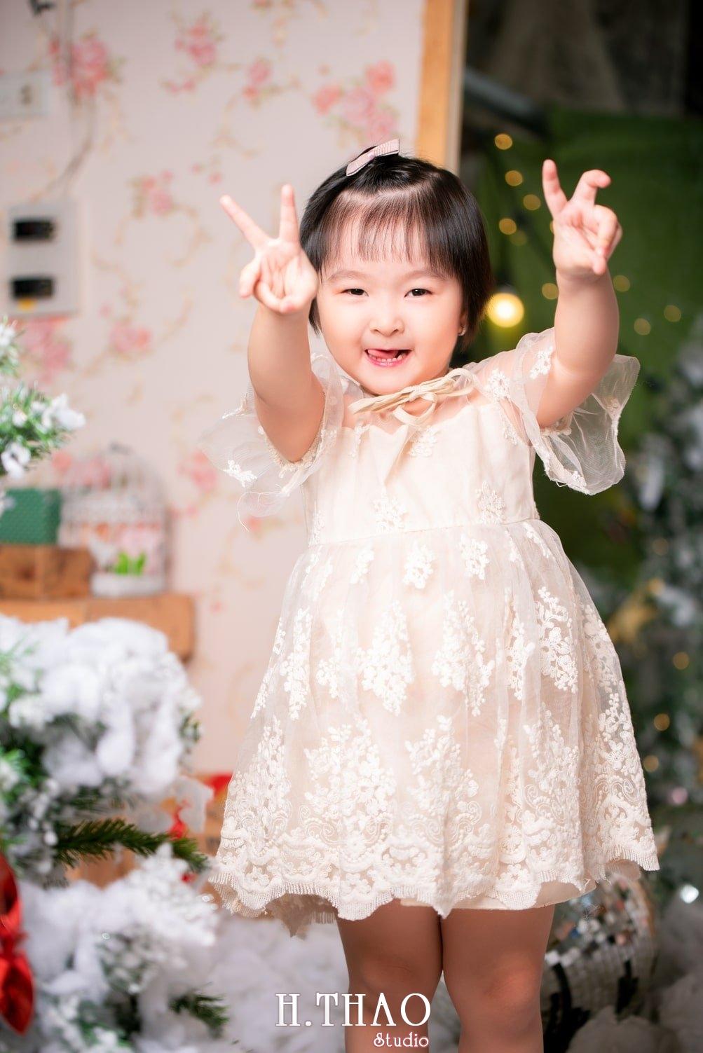 Anh be noel 14 - Album ảnh noel chụp cho con gái cưng chị Linh - HThao Studio