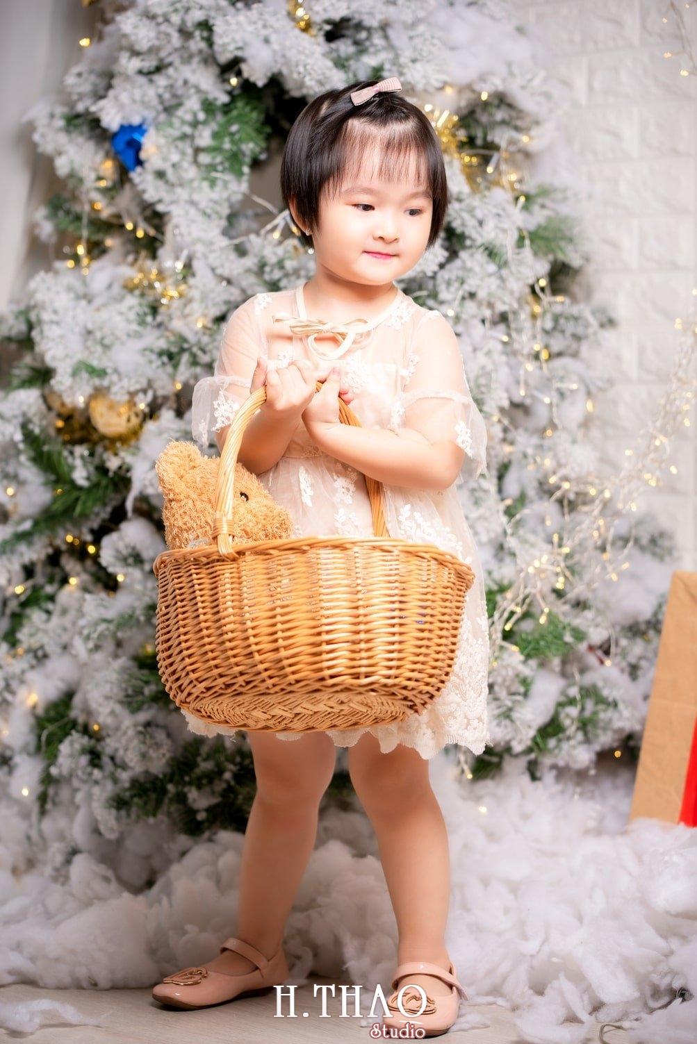 Anh be noel 15 - Album ảnh noel chụp cho con gái cưng chị Linh - HThao Studio