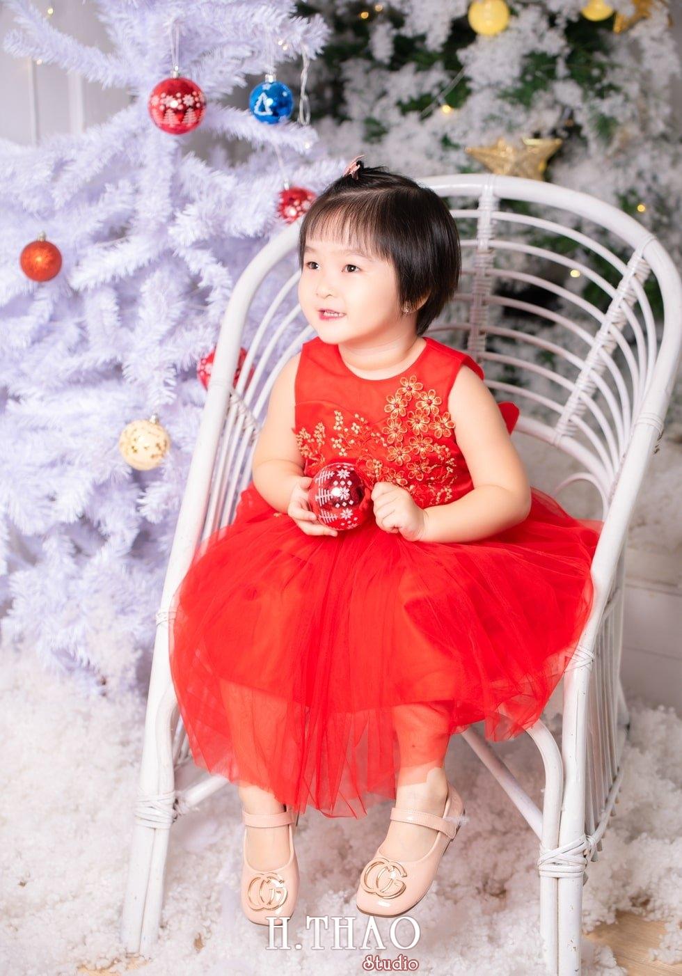 Anh be noel 17 - Album ảnh noel chụp cho con gái cưng chị Linh - HThao Studio