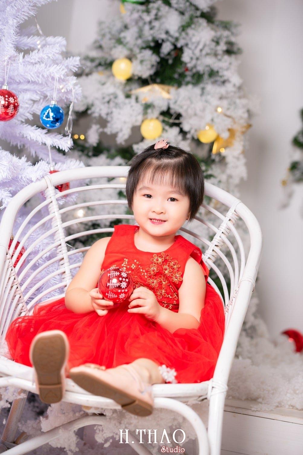 Anh be noel 20 - Album ảnh noel chụp cho con gái cưng chị Linh - HThao Studio