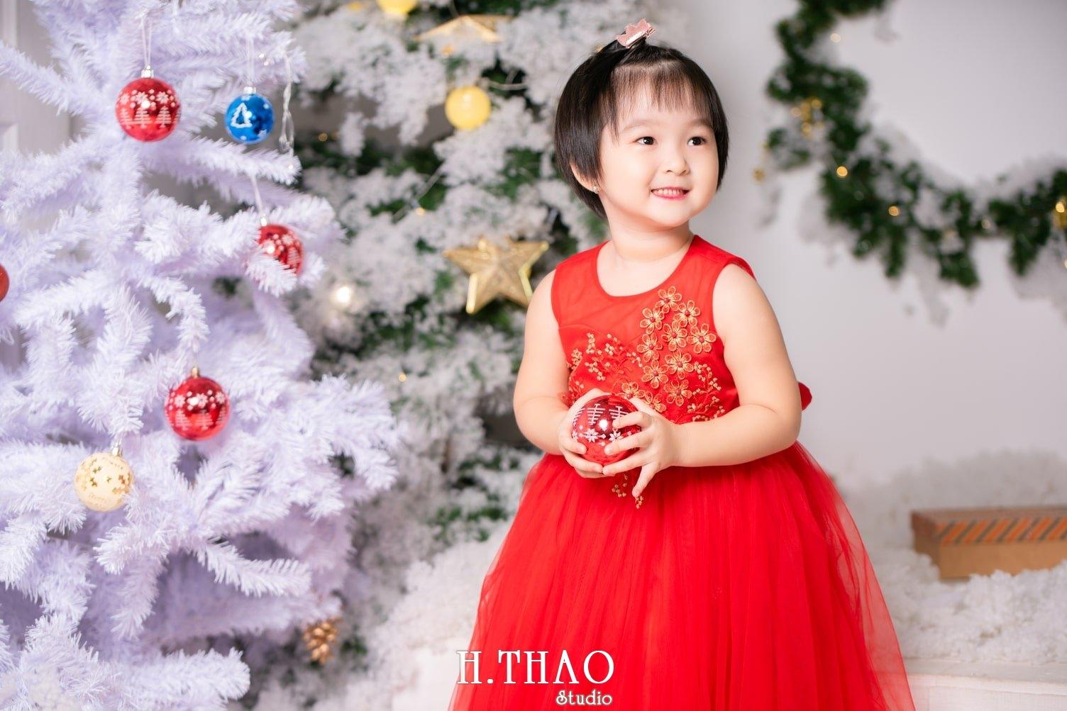 Anh be noel 21 - Album ảnh noel chụp cho con gái cưng chị Linh - HThao Studio