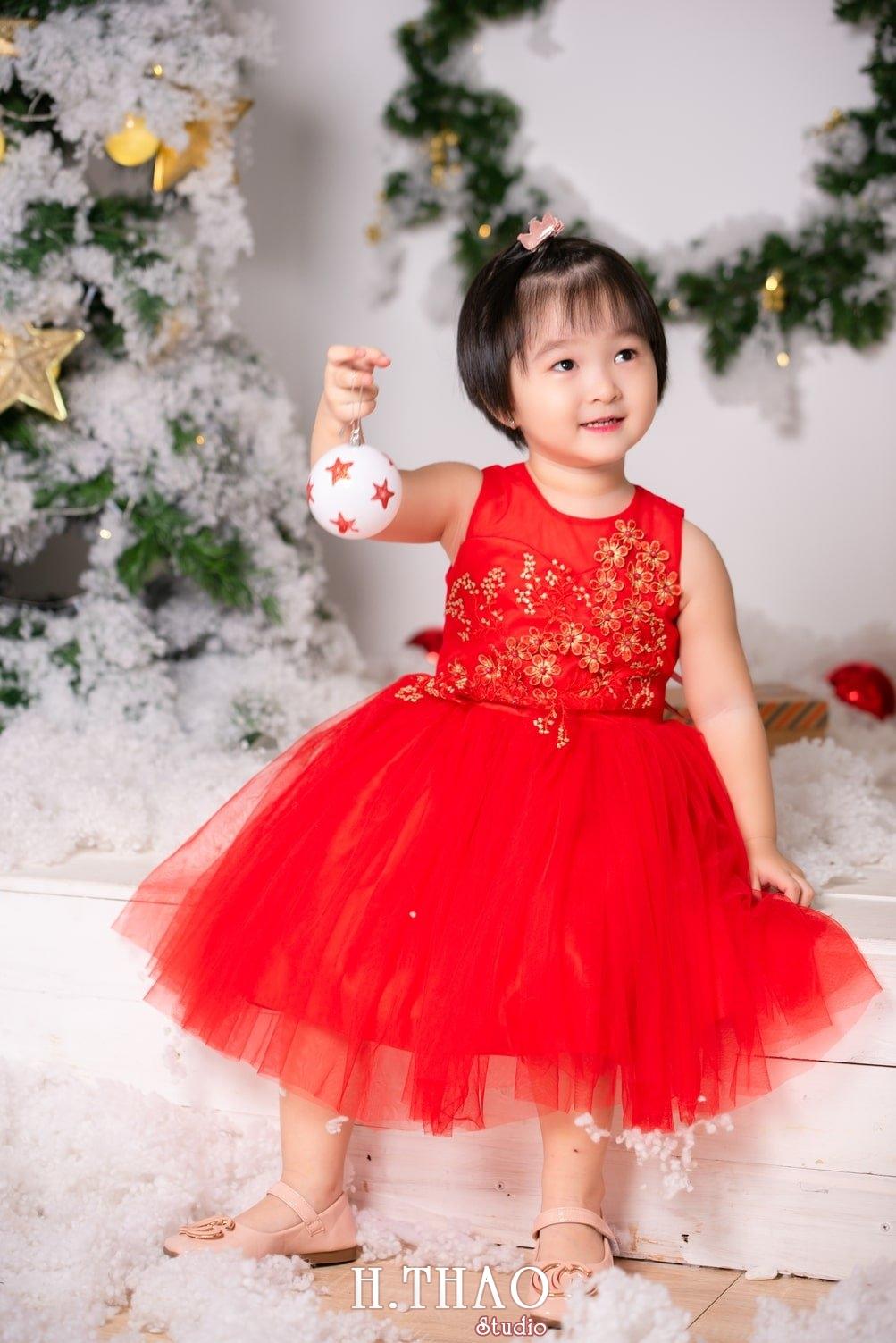 Anh be noel 22 - Album ảnh noel chụp cho con gái cưng chị Linh - HThao Studio