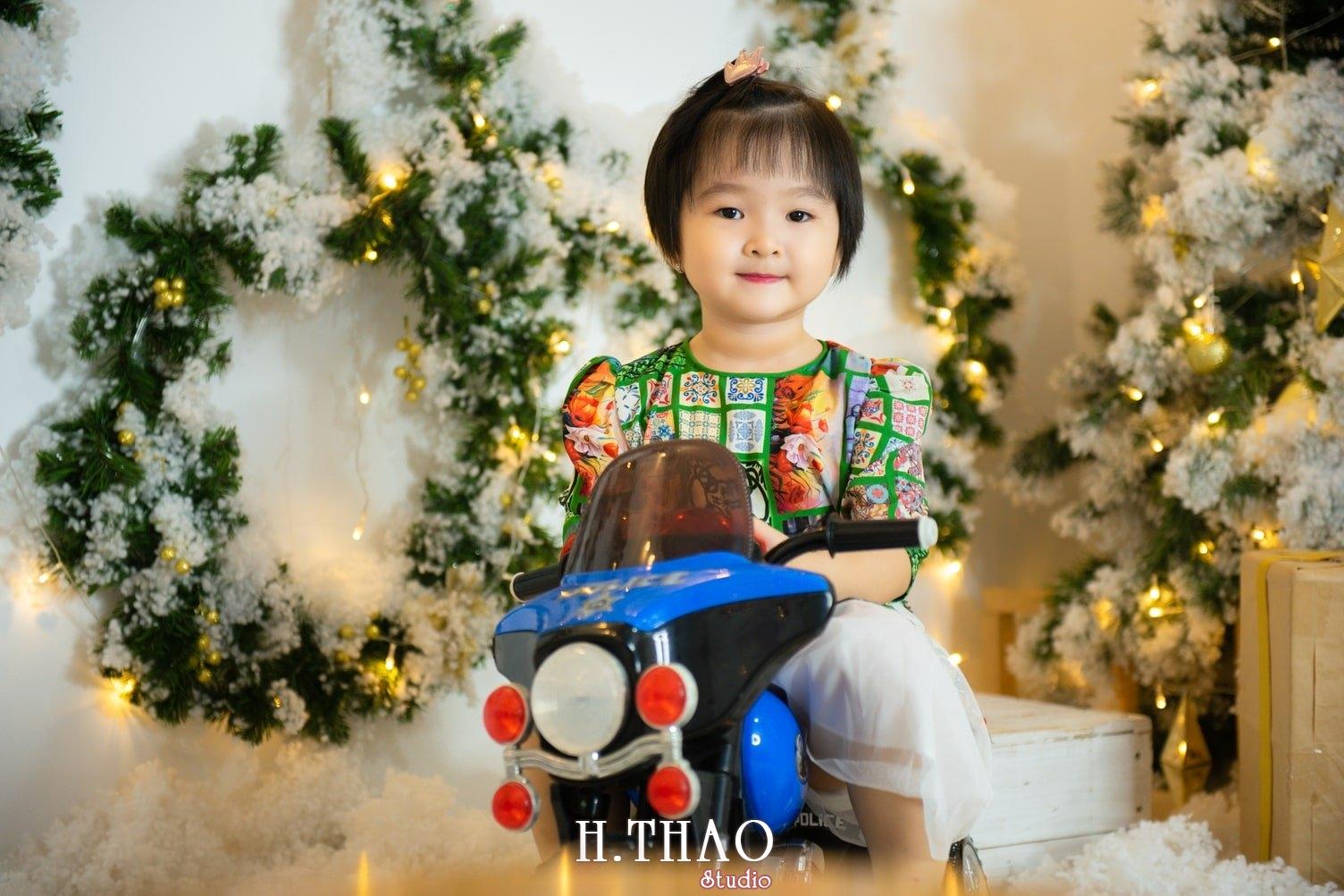 Anh be noel 29 - Album ảnh noel chụp cho con gái cưng chị Linh - HThao Studio